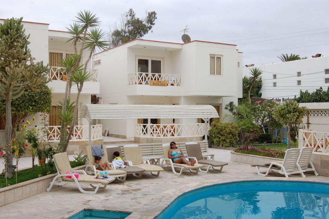 bungalow mit pool posada del emancipador in paracas holidaycheck peru peru. Black Bedroom Furniture Sets. Home Design Ideas