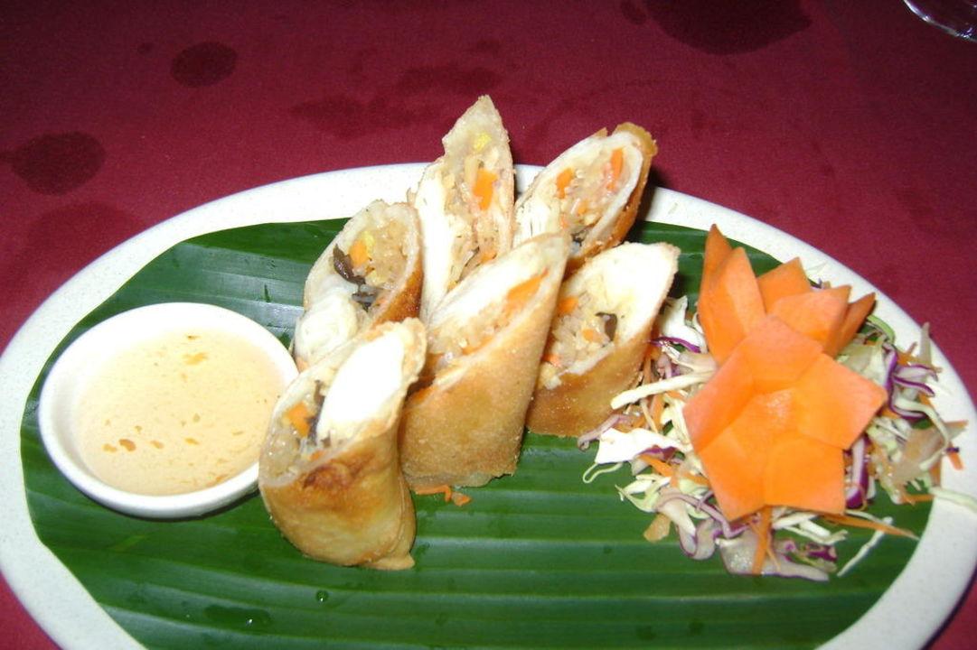 Siamgarten Restaurant Kuramathi Maldives