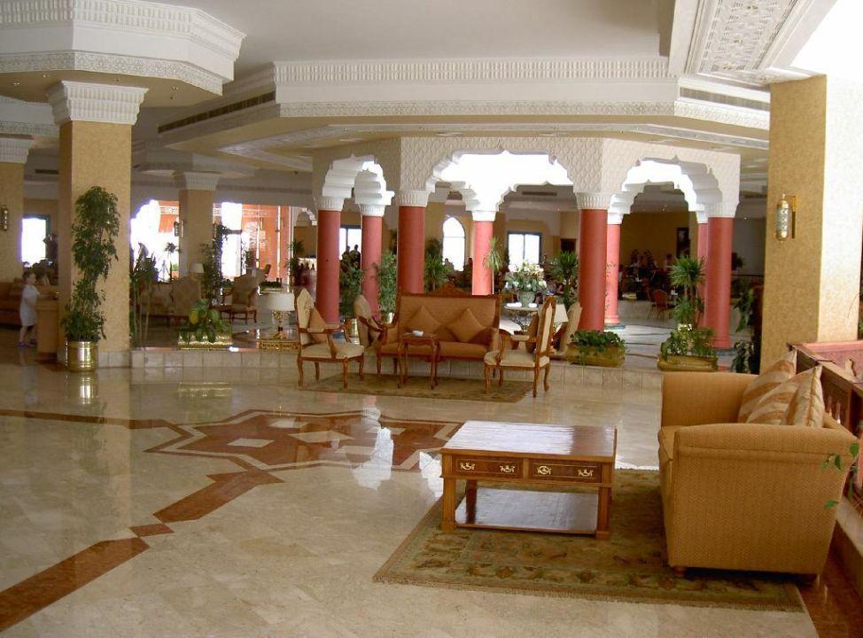 Hotellobby SUNRISE Garden Beach Resort