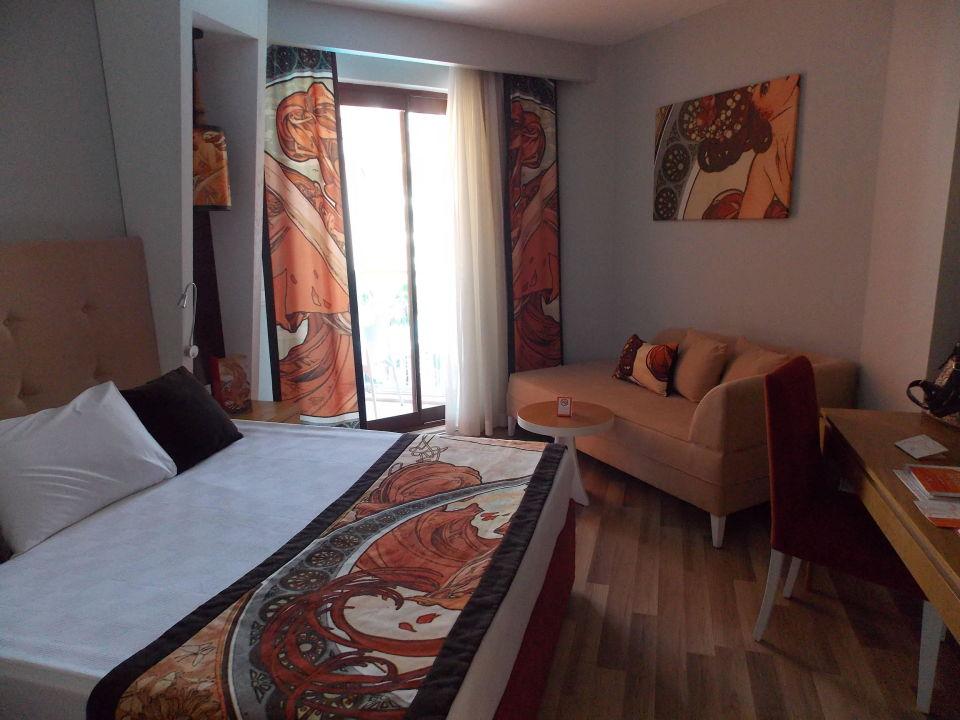 Wunderschöne Einrichtung Orange Palace Side Side Kumköy