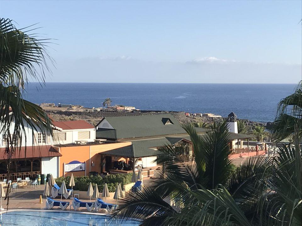 Ausblick Sunlight Bahia Principe Costa Adeje