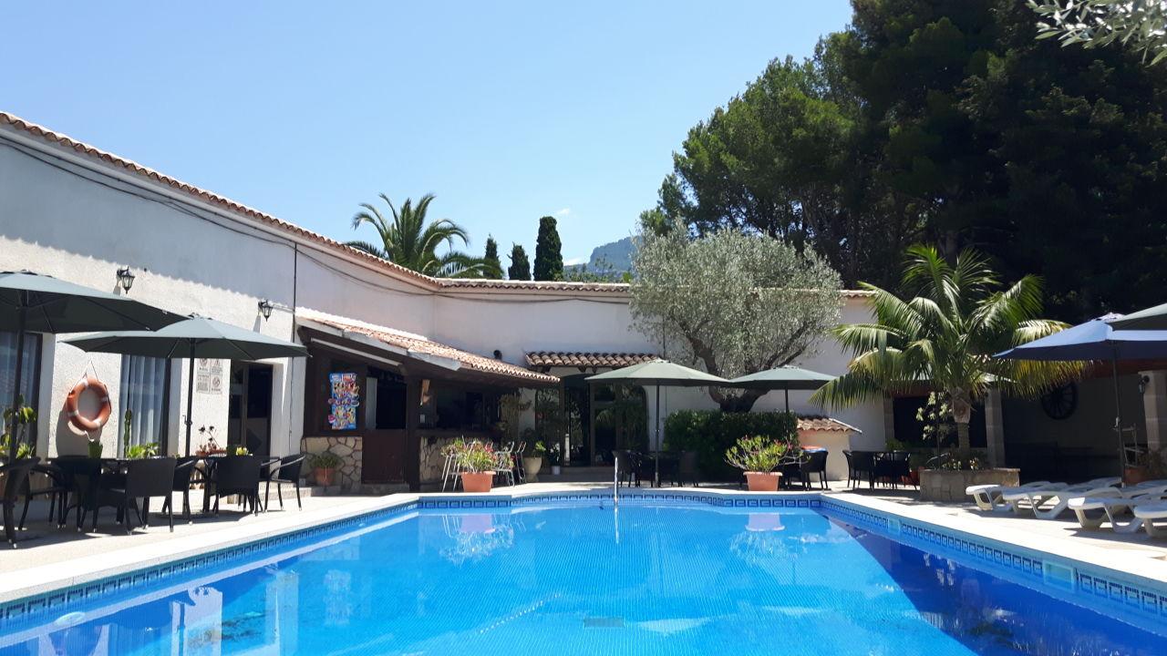 Hotel Soller Garden Port De Soller Mallorca Spanien