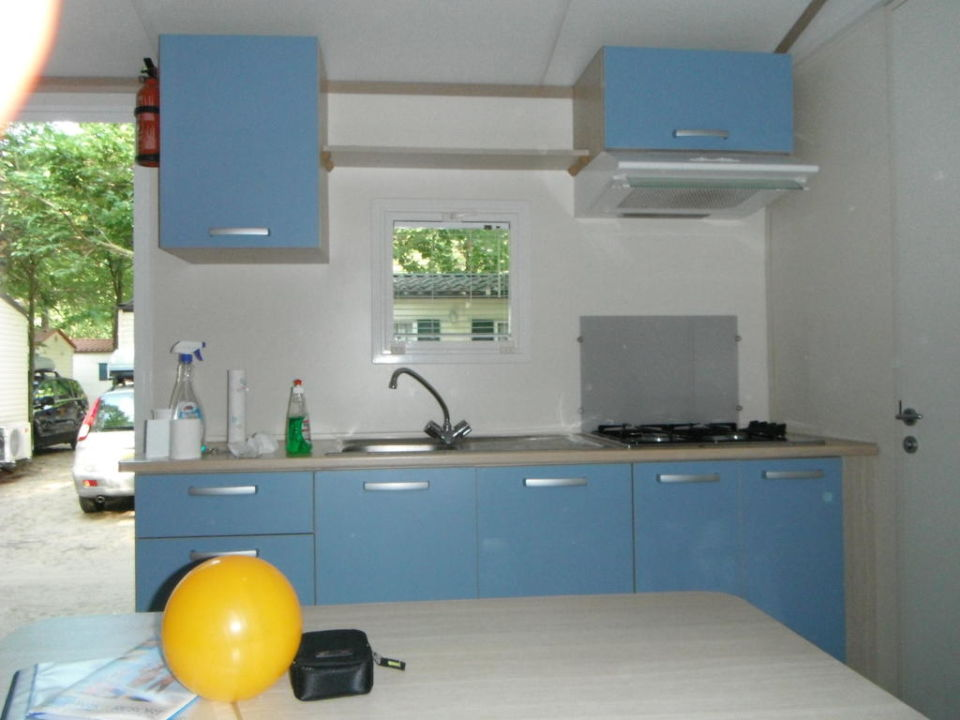 k che mobilheim standard camping union lido cavallino. Black Bedroom Furniture Sets. Home Design Ideas