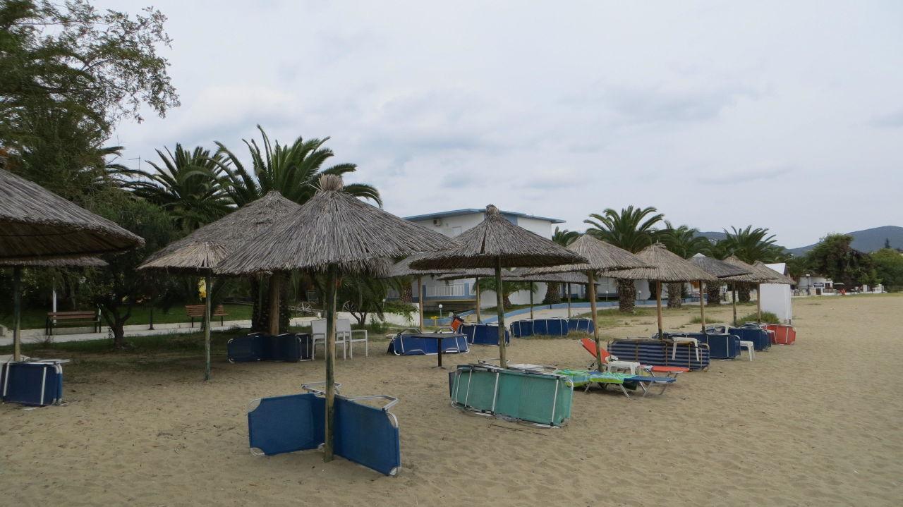 Gerakini Beach Hotel