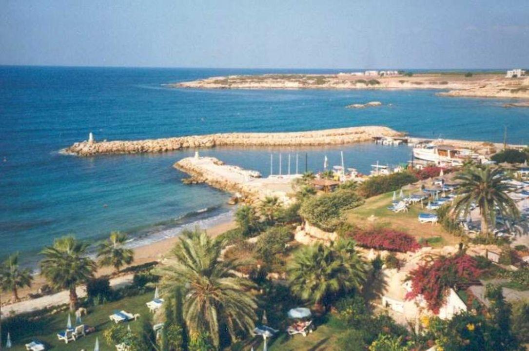 Zypern/Pafos - Hotelanlage Coral Beach Hotel Coral Beach Resort