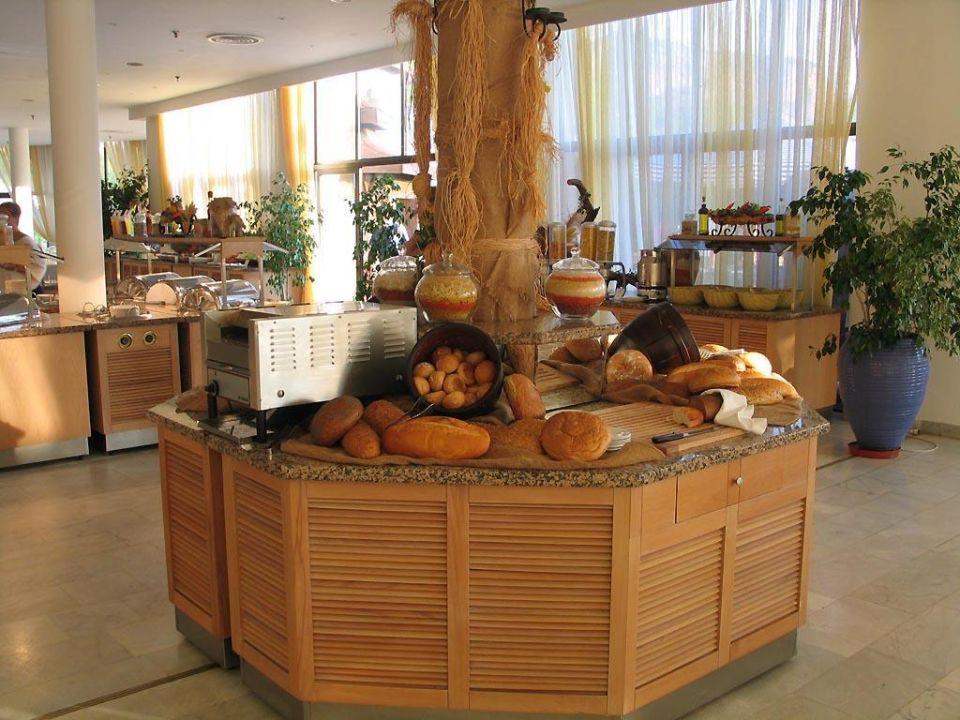 Frühstücksbuffet Kiriş World Hotel by Voyage  (geschlossen)