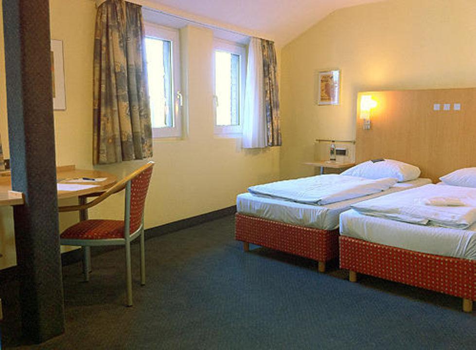 Doppelzimmer BUS Das kleine Stadthotel Ratingen