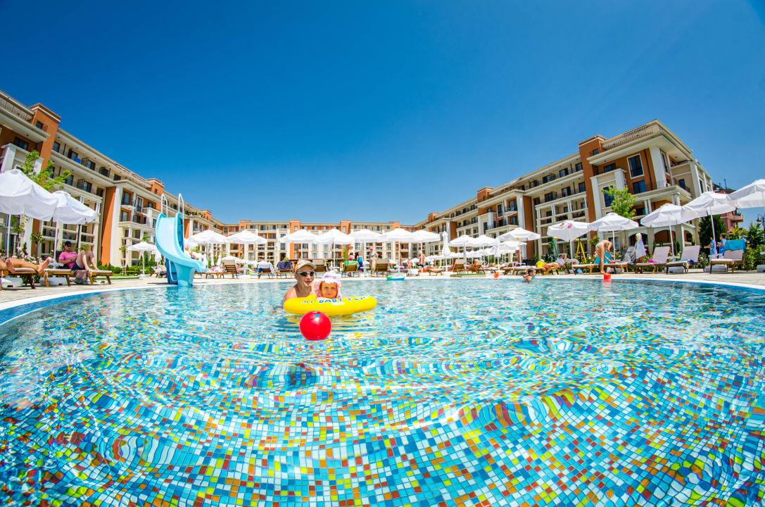 Pool Hotel Prestige Fort Beach