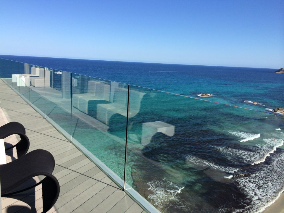 Ausblick 9 Etage Son Moll Sentits Hotel Spa Adults Only Cala Ratjada Holidaycheck Mallorca Spanien