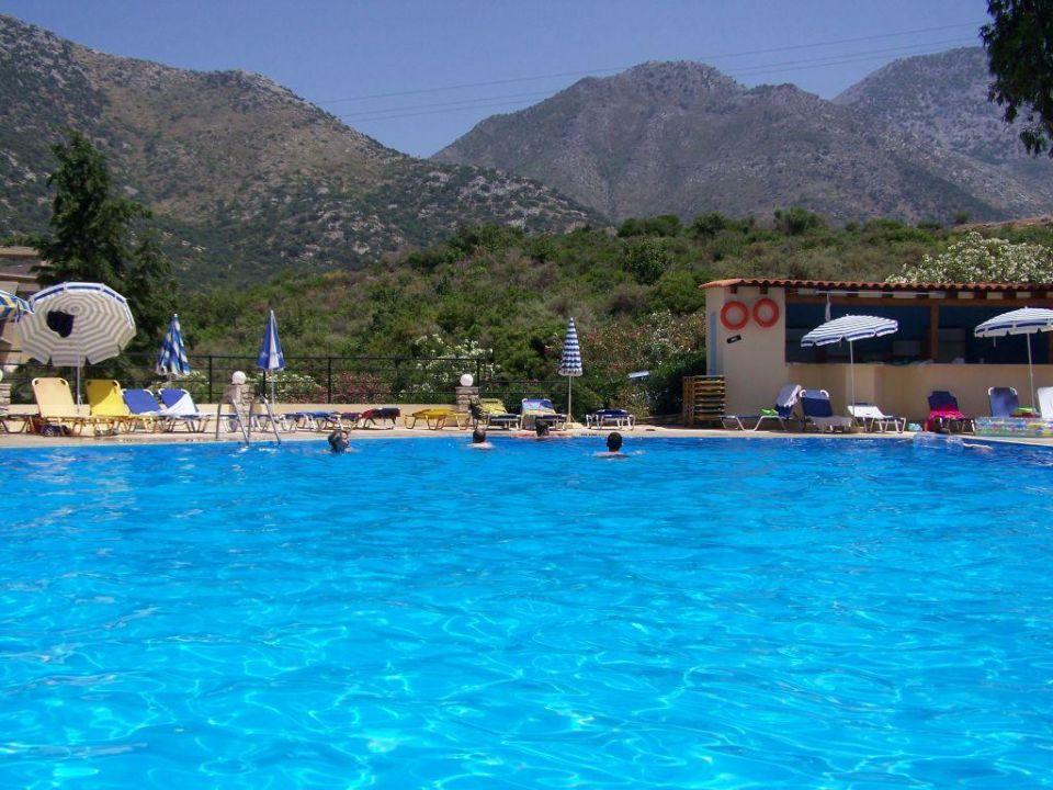 Basen Hotel Attali Village