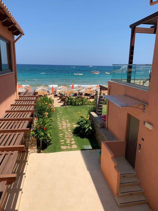 Ausblick Hotel High Beach