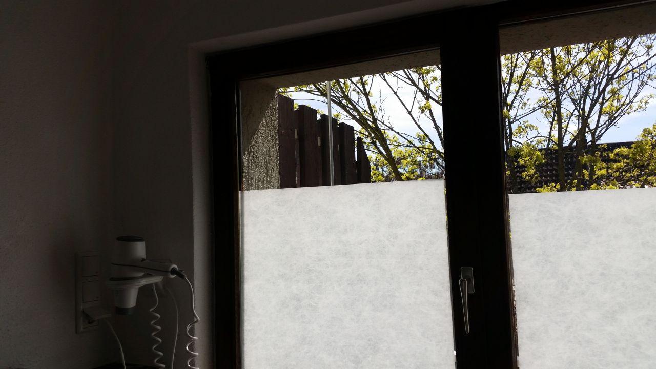 Badezimmer - Fenster mit Sichtschutz, Zimmer 11\