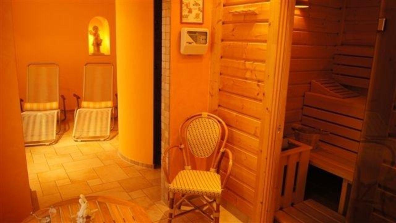 Saunabereich Schlosshotel Stecklenberg