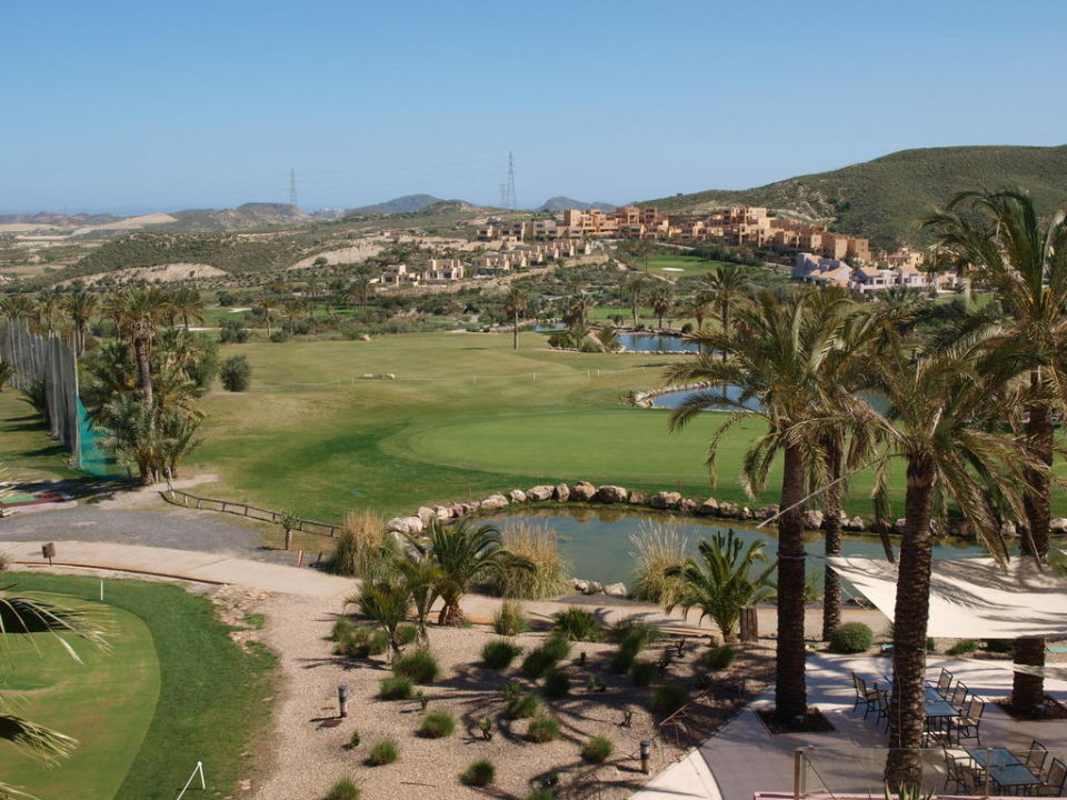 Tee 10 Hotel Valle del Este Golf Spa