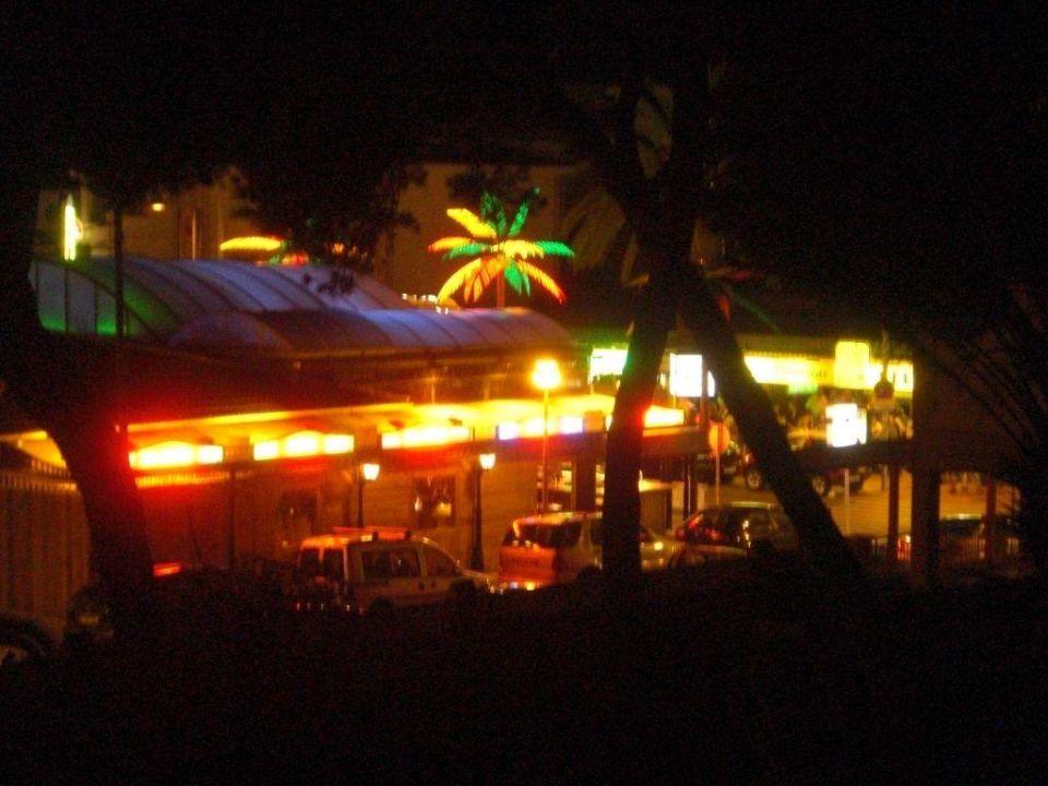 Vom Hotel aus gesehen Hotel Alce