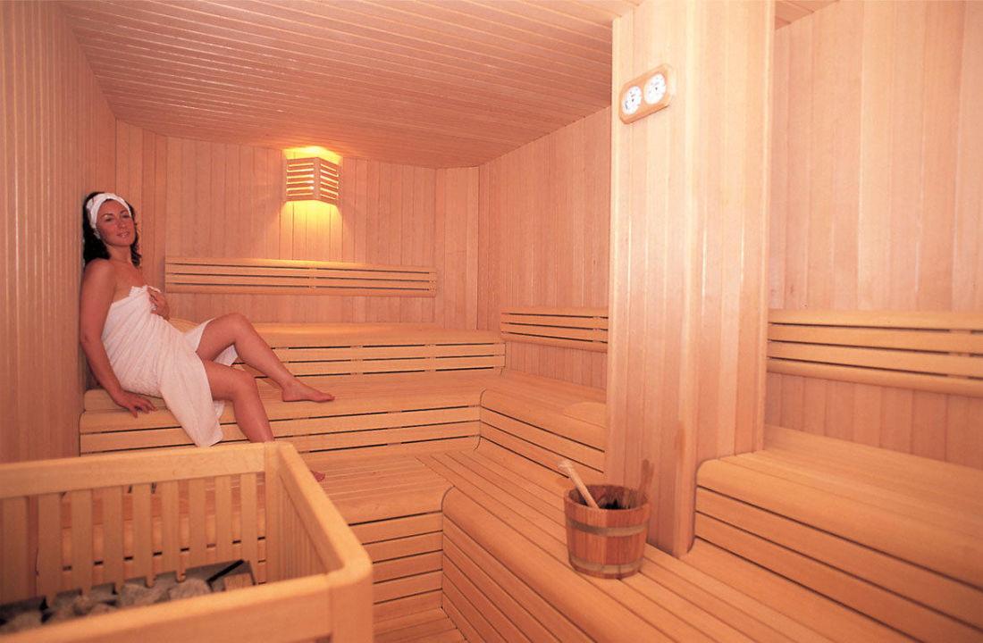 Reparto saune Hotel Terme Europa