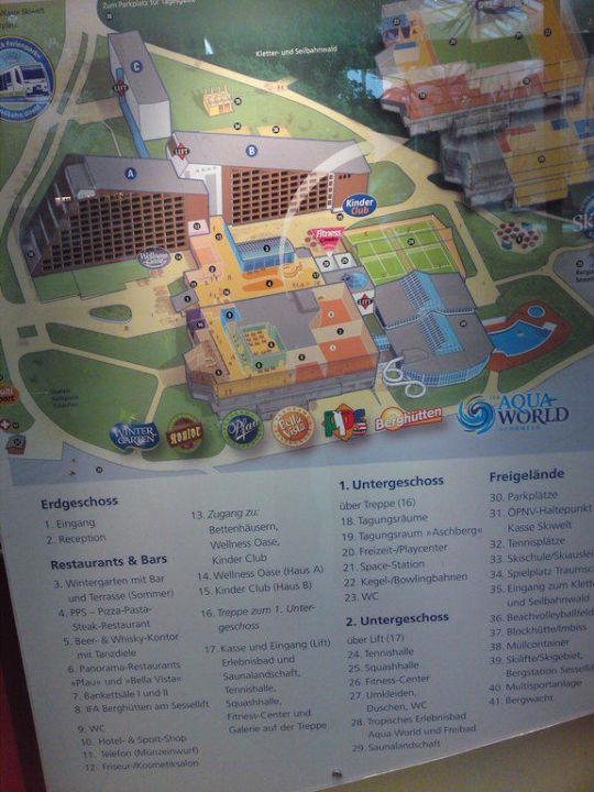 Außenansicht IFA Schöneck Hotel & Ferienpark