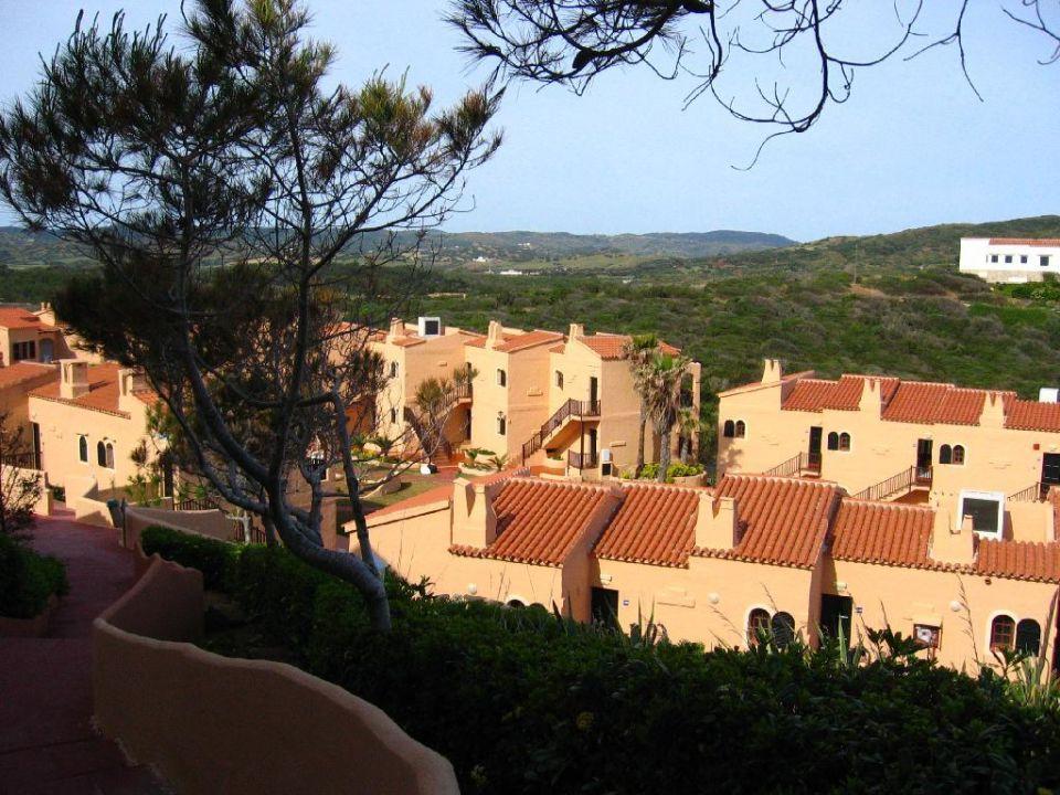 Appartment-Anlage Hotel Menorca Country Club  (Vorgänger-Hotel – existiert nicht mehr)