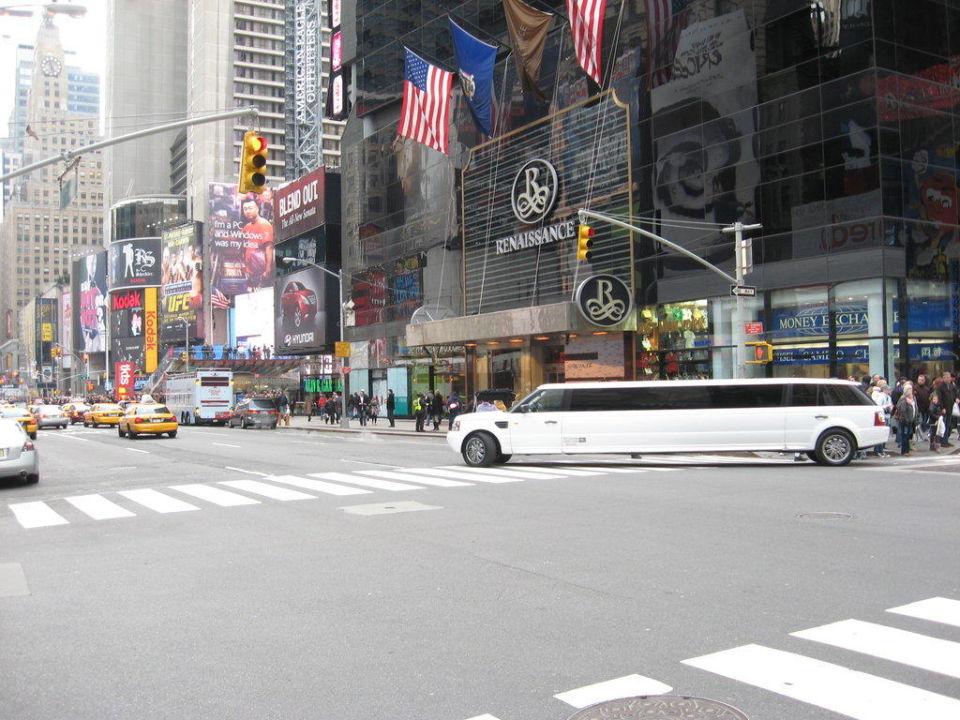 Times Square Renaissance Renaissance Hotel New York Times Square