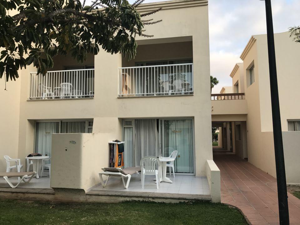 Au enansicht hotel riu oliva beach village corralejo for Riu oliva beach village