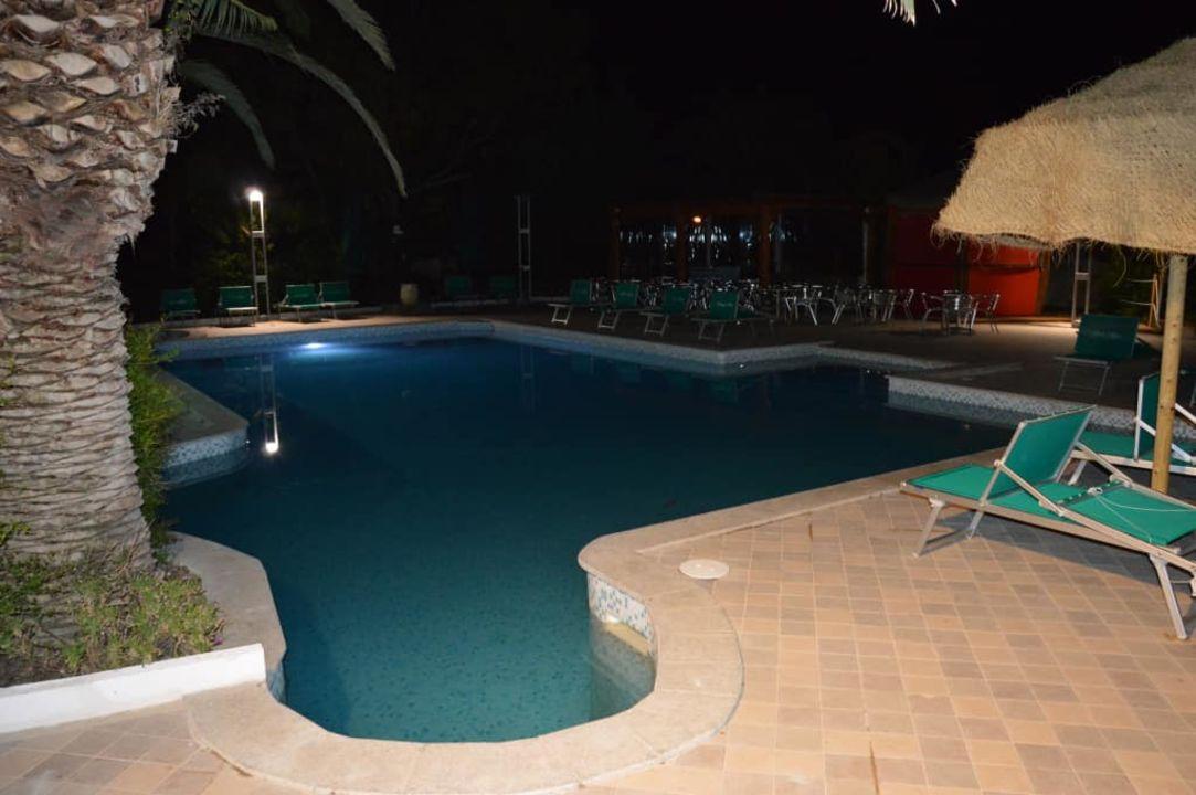 Basen Hotel Green Village Resort