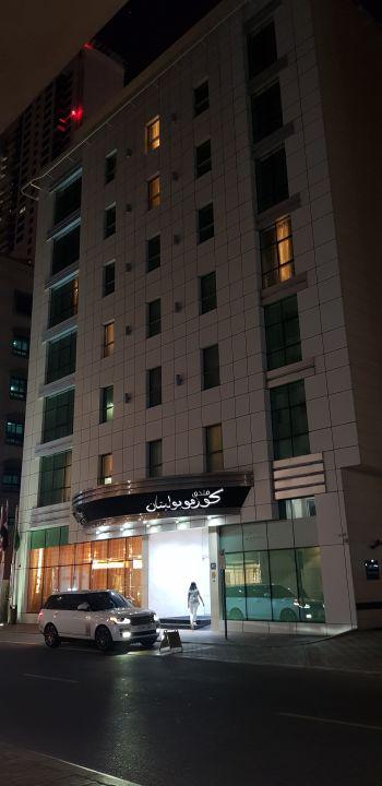 Außenansicht Cosmopolitan Hotel Dubai
