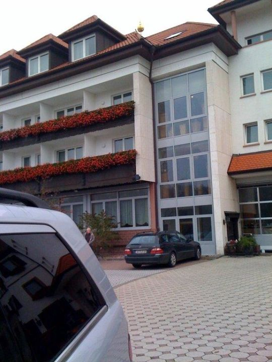 Hotel Von Aussen Hotel Zur Schonen Aussicht Marktheidenfeld