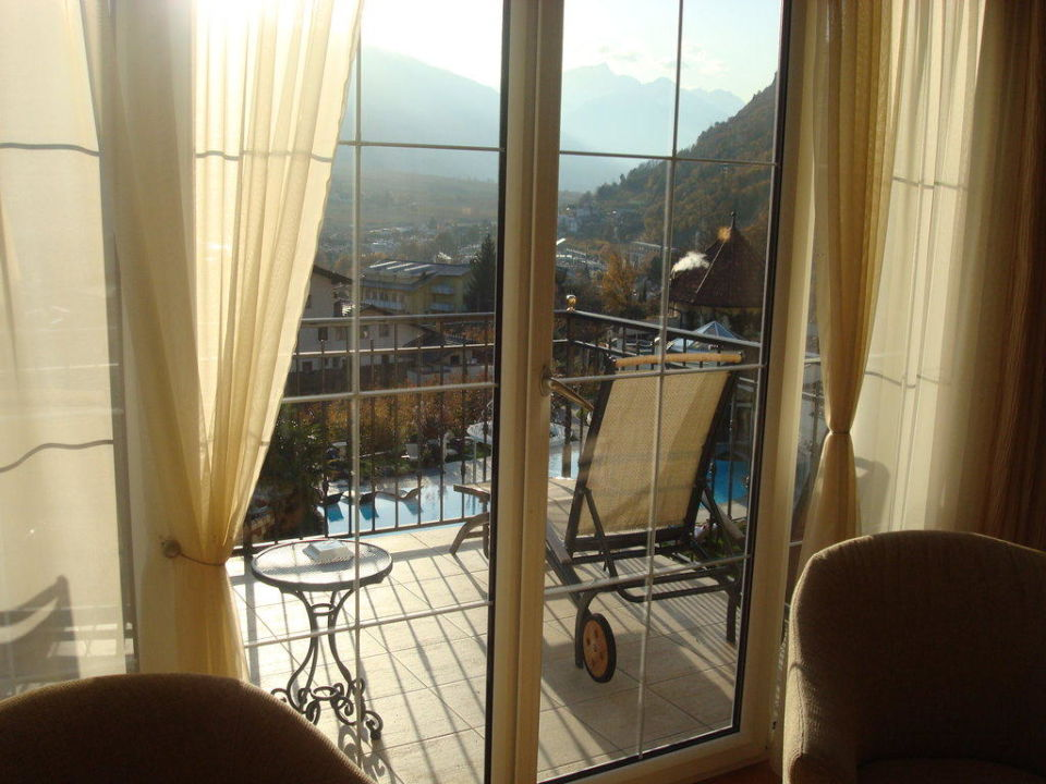 Balkon Luxury DolceVita Resort Preidlhof
