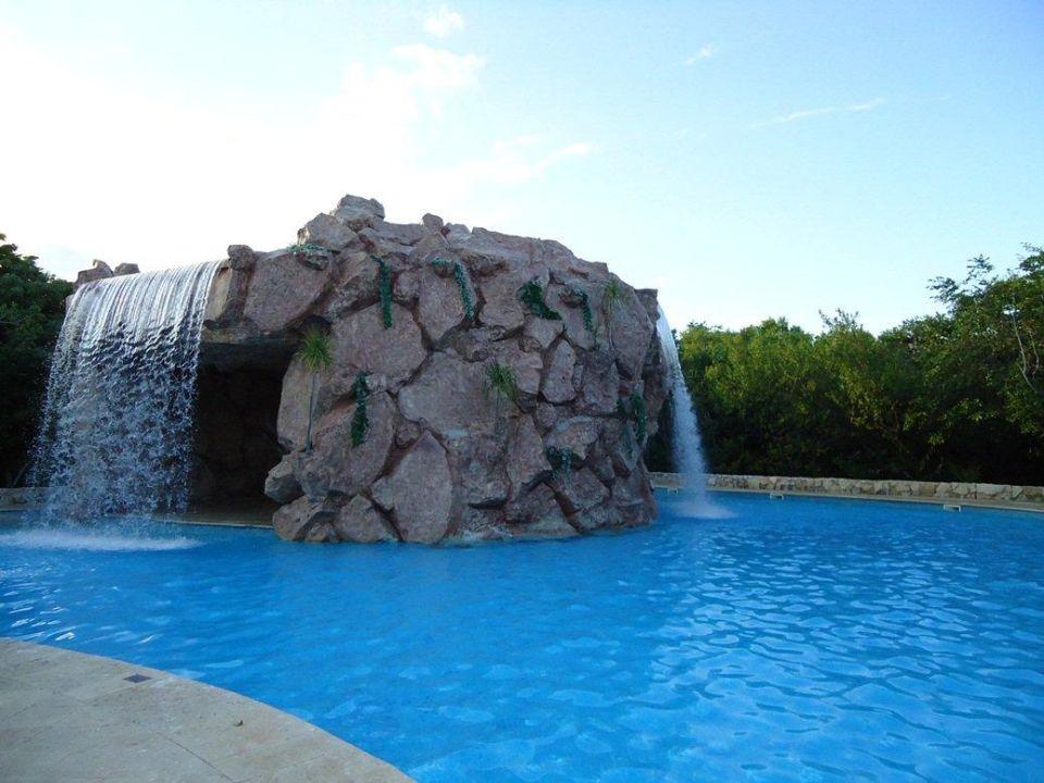 Wasserfall Am Pool IBEROSTAR Hotel Paraiso Beach