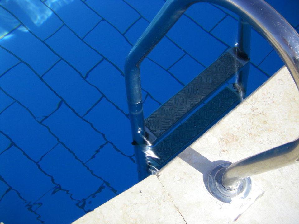 Zustand Der Poolanlage Regency Plaza Aqua Park Spa Resort Nabq
