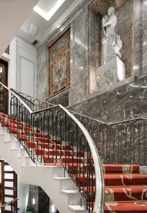 Lobby Hotel NH Collection Madrid Paseo del Prado