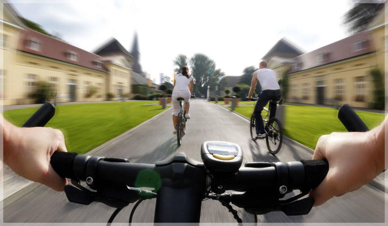 Fahrradverleih Hotel SportSchloss Velen