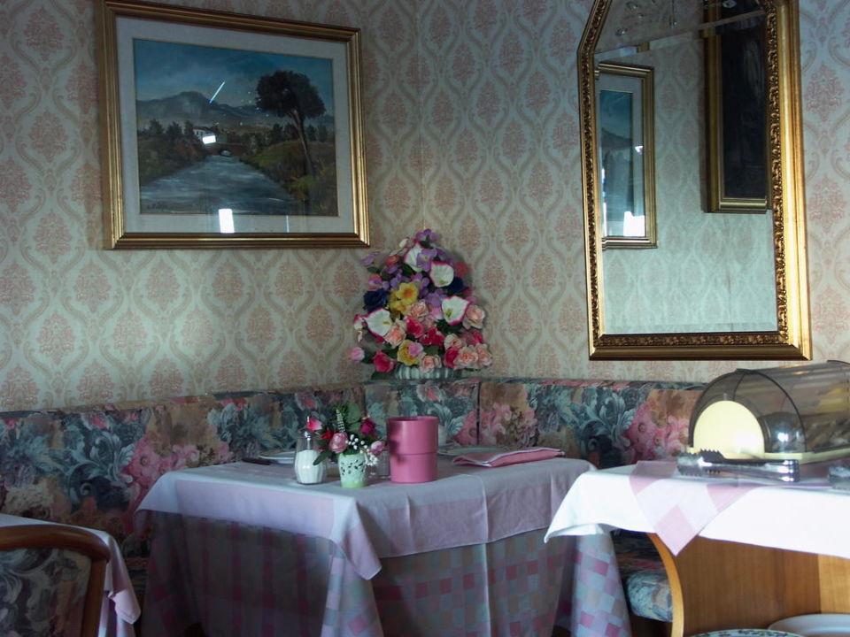 Frühstückszimmer Hotel Garni Casa Alessandra