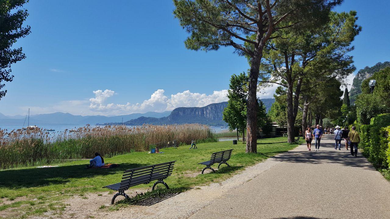 Strand Camping Serenella