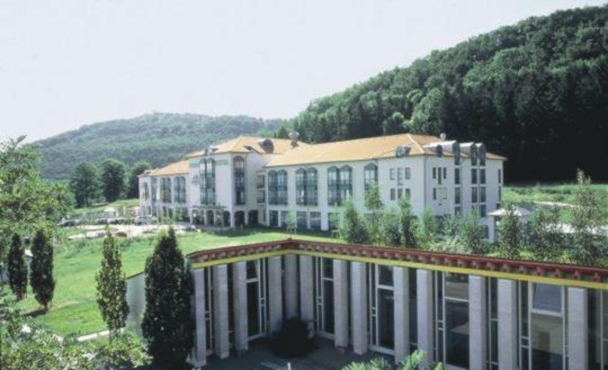 Aussenansicht RAMADA Hotel H+ Hotel Limes Thermen Aalen