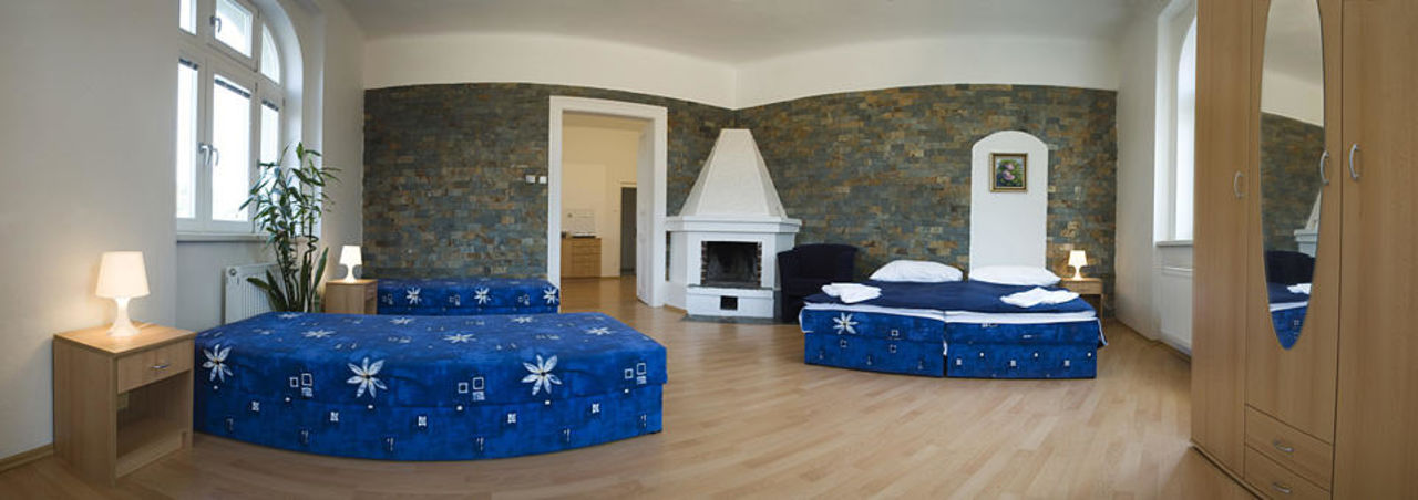 Apartment for eight persons Alea Apartments House