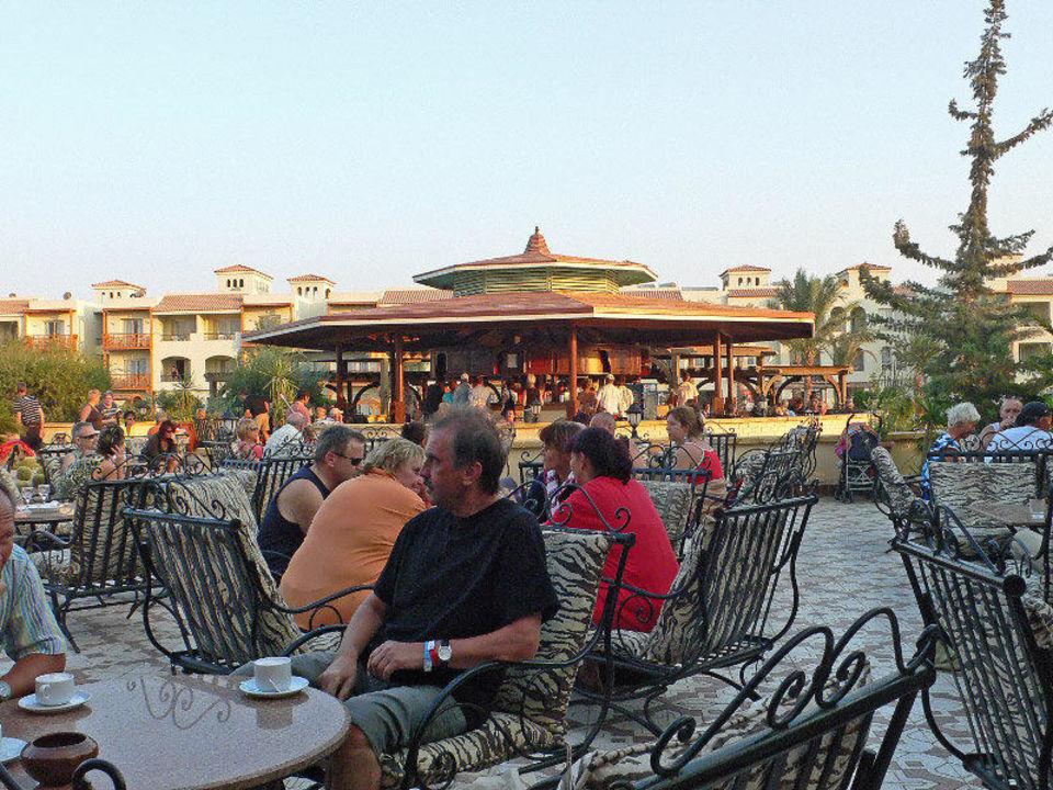 Bar auf der Insel Dana Beach Resort