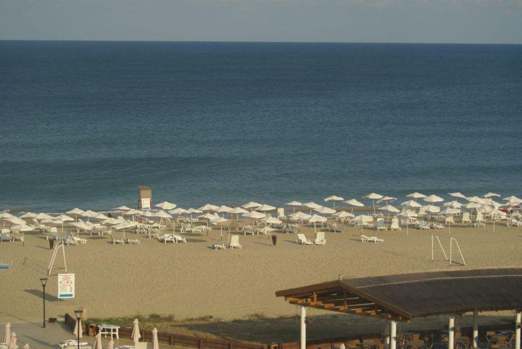Plaża HVD Clubhotel Miramar