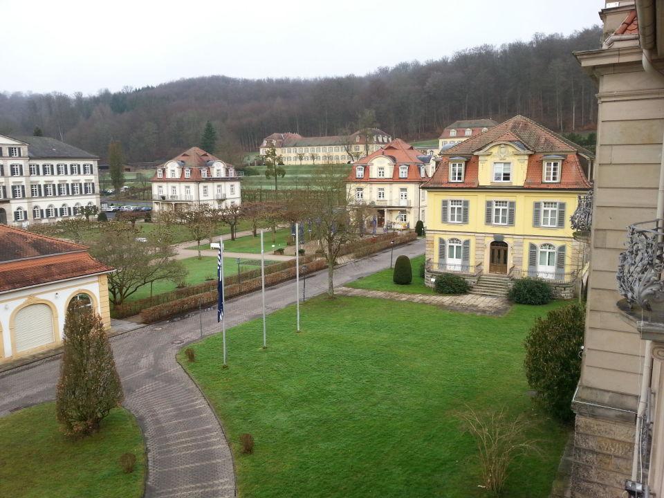 """Blick aus dem Zimmer (Parkhotel)"" Hotel Dorint Resort ..."