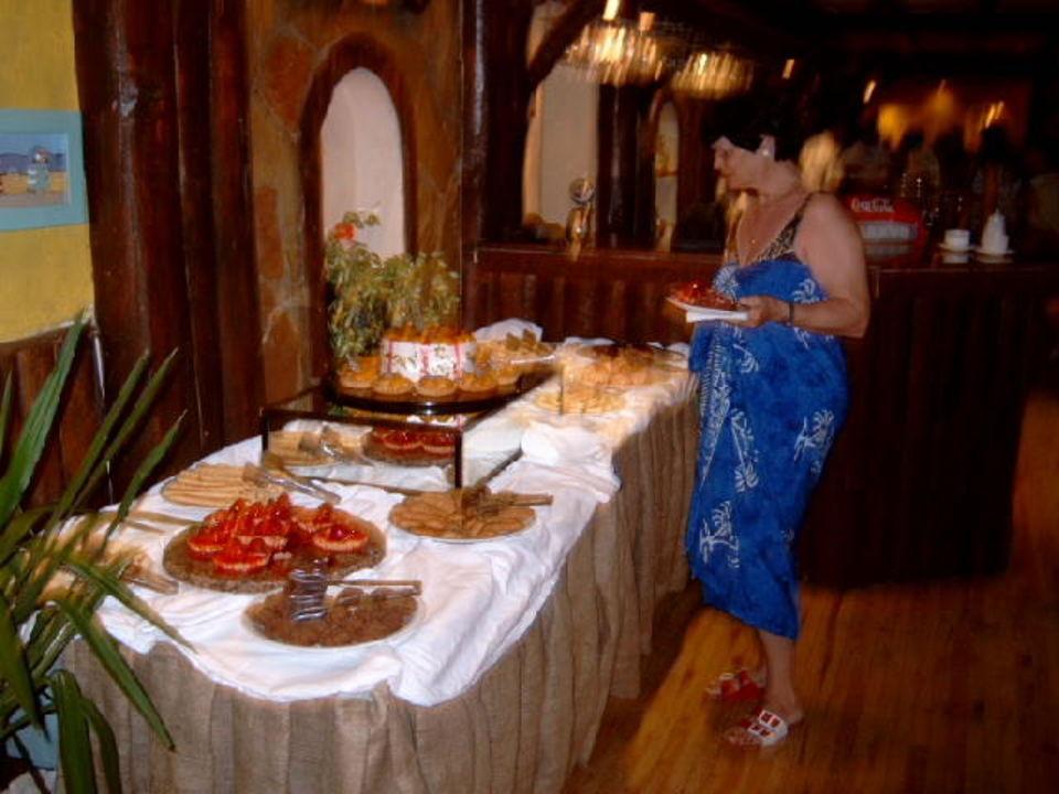 Kaffeebuffet in der Zommbar Paloma Grida Resort & Spa Hotel