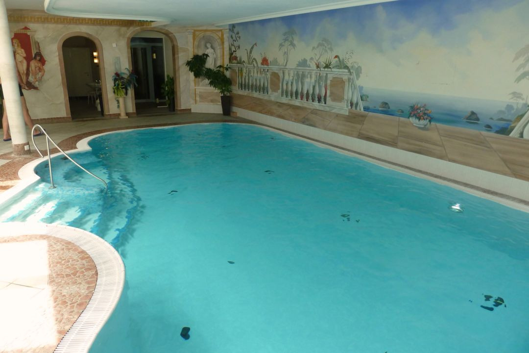 Pool Hotel Rösslhof