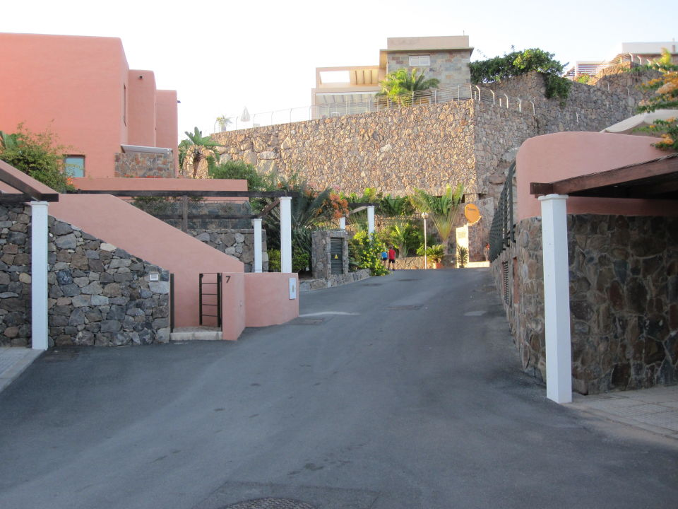 Einfahrt The Dream Destination Travel Salobre Golf Villas