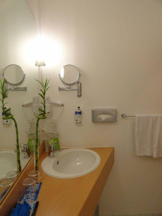 Badezimmer des Superior-Zimmers\
