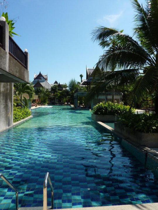 Hauptpool Hotel Mukdara Beach Villa & Spa Resort
