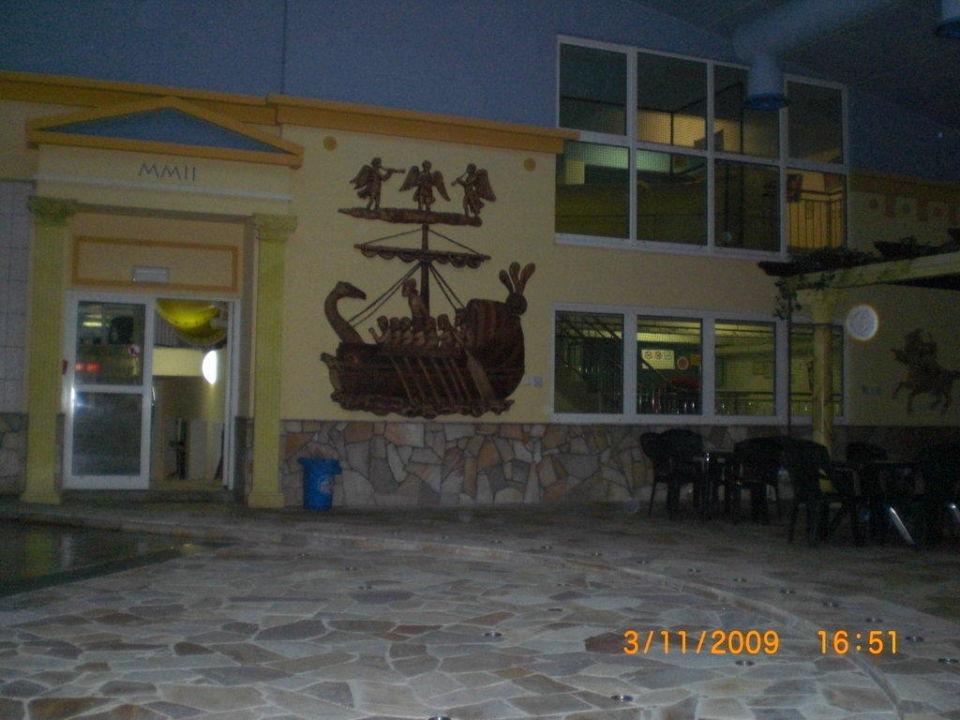 Barbereich im Aquapark WELLNESS HOTEL BABYLON
