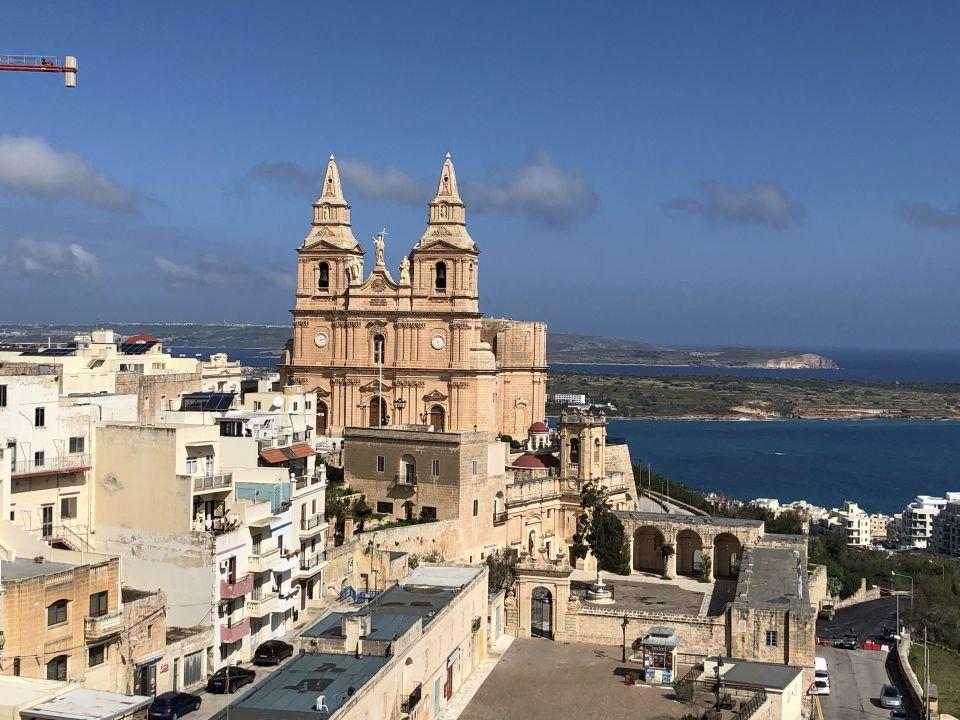 Ausblick Maritim Antonine Hotel & Spa Malta