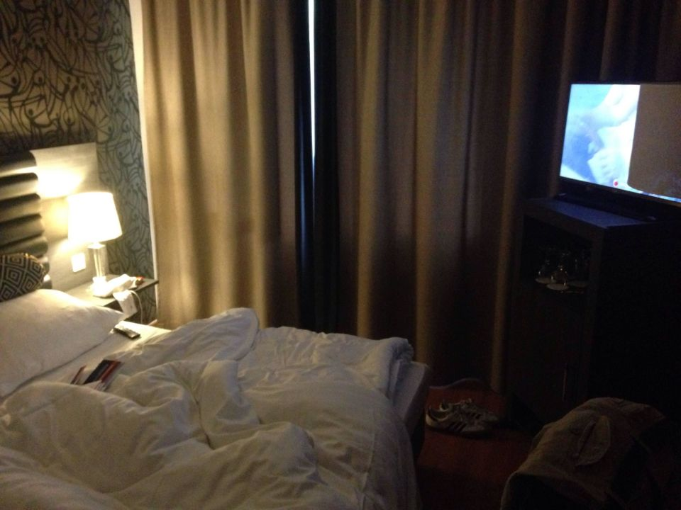 Bequemes Bett Park Hotel Am Berliner Tor Hamburg Holidaycheck