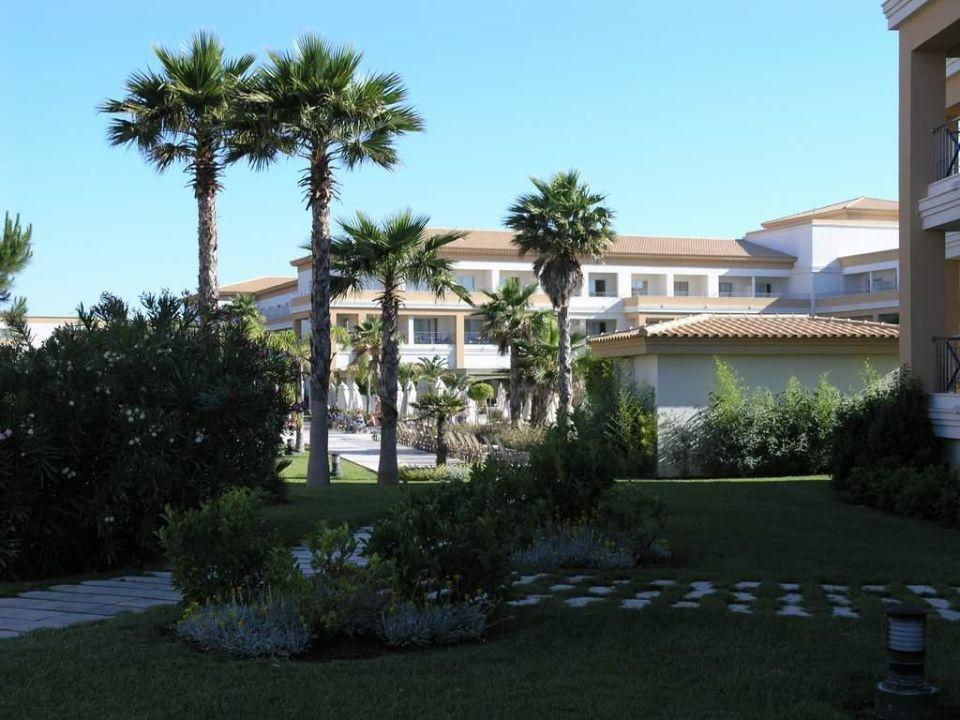 Gartenansicht Hipotels Barrosa Garden