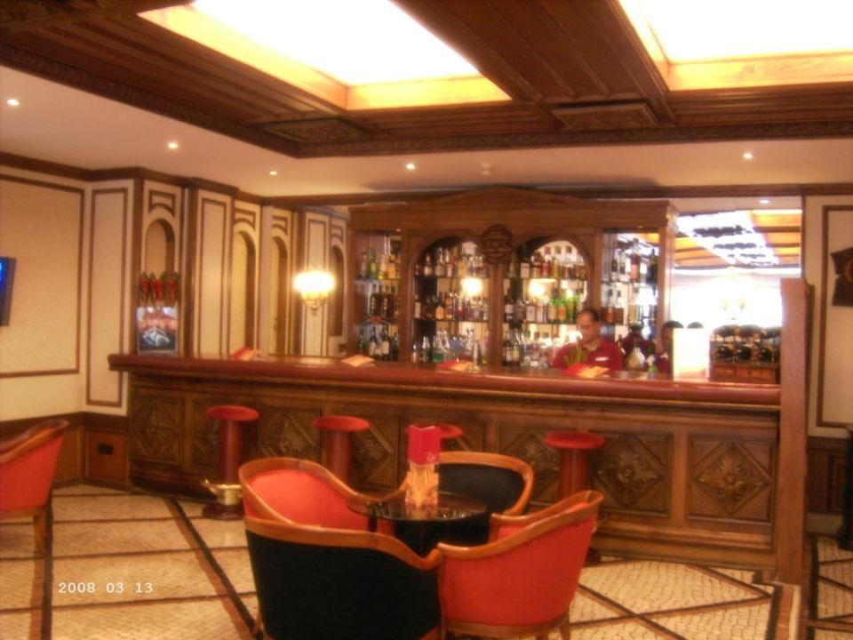 Bar in der Lobby Hotel Sana Classic Rex