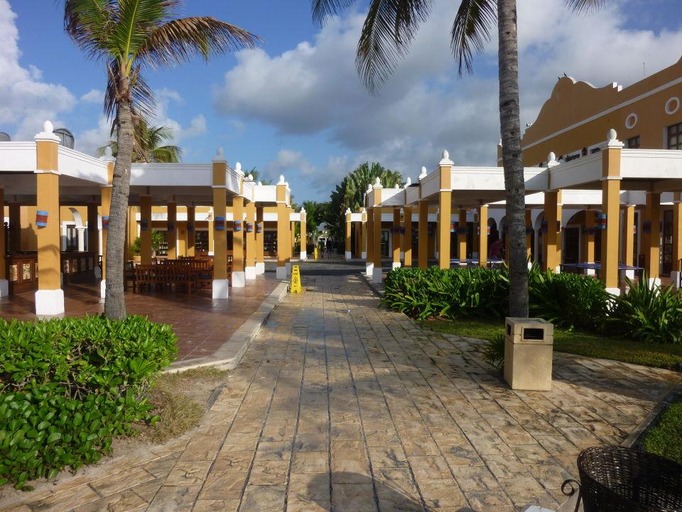 Gepflegt und sauber Dreams Tulum Resort & Spa